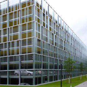 parkovaci dom univerzitnej kliniky vo venusbergu