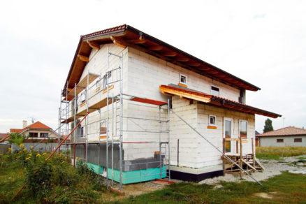 Pasívny dom skozubom