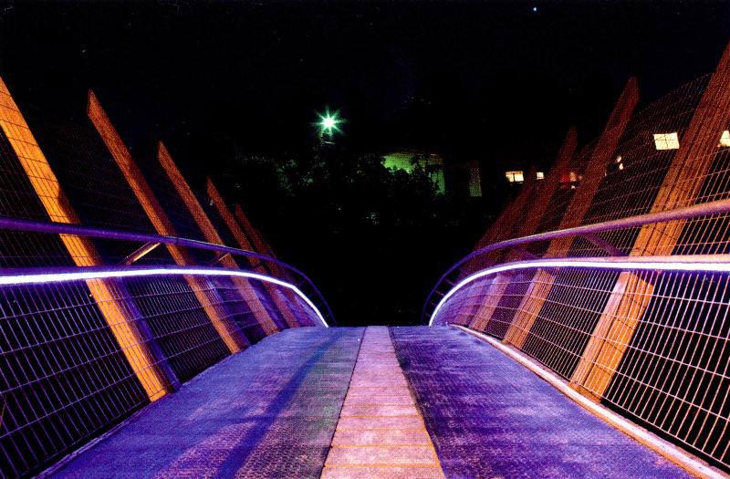 pesi most v cilskom meste zapallar