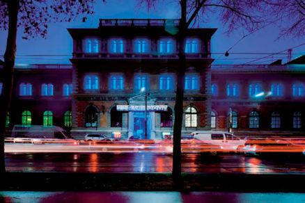 Peter Noever: Múzeum ako experiment