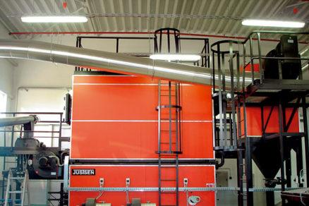 Pevná biomasa a jej využitie na výrobu tepla