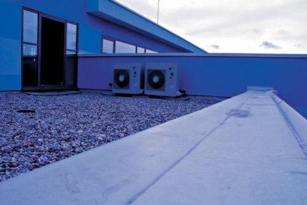 Ploché strechy efektívne