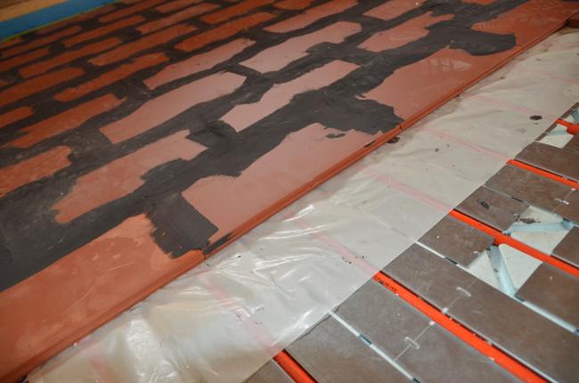 podlahove vykurovanie suchy proces verzus mokry proces