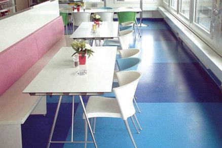 Polyuretánové podlahy aj pre interiéry