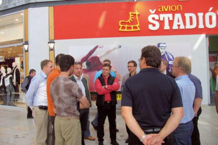 Predstavitelia fínskych stavebných spoločností obdivovali Bratislavu