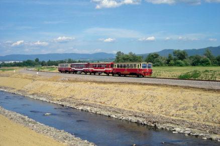 Prekládka železničnej trate na hornej Nitre