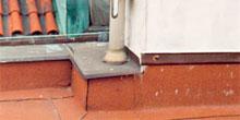 Prestupy hydroizoláciou na plochej streche