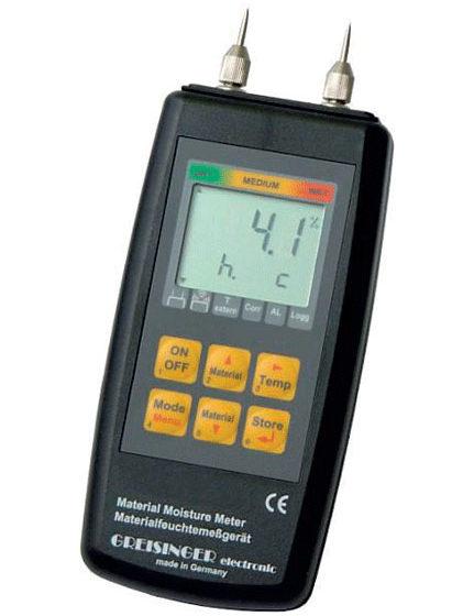 Prístroje vhodné na meranie vlhkosti betónových podláh