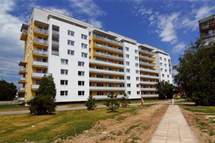 Progresívne, cenovo dostupné bývanie 2010