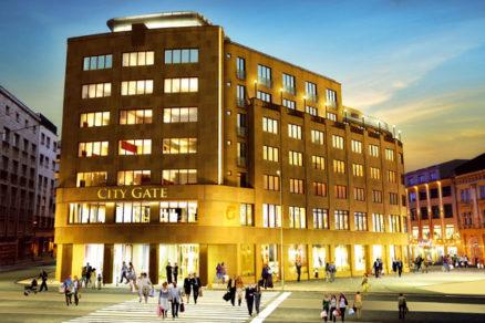 Projekt City Gate: Funkcionalistická budova v centre pozornosti