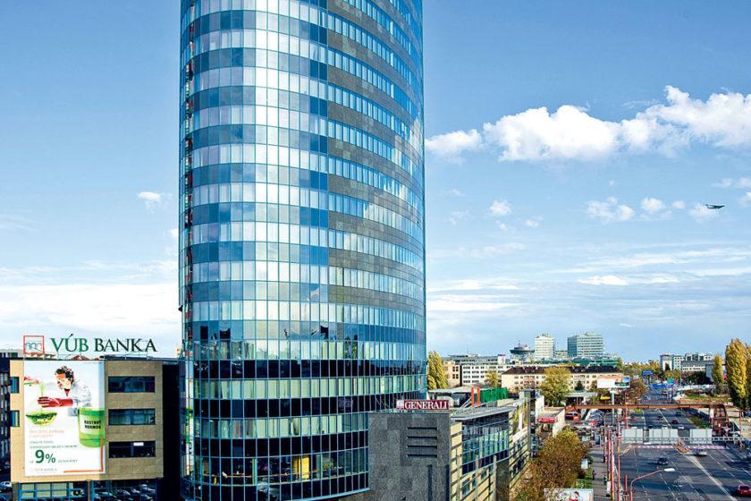 9d1e1e3b6 Projekt komplexnej správy budov VÚB banky   ASB.sk
