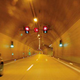 radiove spojenie v tuneloch na uzemi slovenska