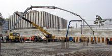Realizácia betónových základových konštrukcií technológiou Foundation Flow Concrete