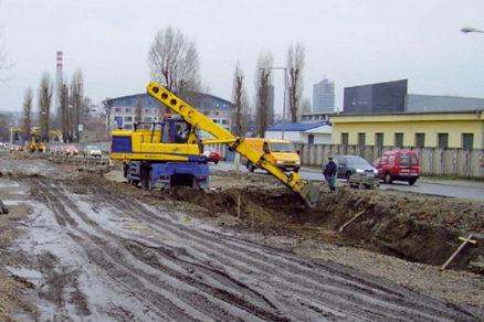 Realizácia projektu Bratislava – protipovodňová ochrana
