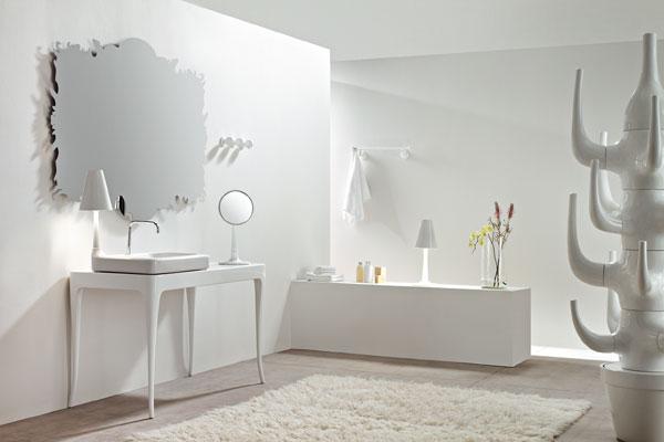 Reč digitálneho baroka v kúpeľni