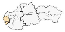 Regionálna politika, plánovanie a regionálny marketing v podmienkach Slovenska