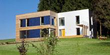 Rekonštrukcia obytného domu na pasívny štandard
