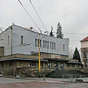 rekonstrukciou neologickej synagogy ziska zilina kunsthalle