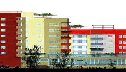 Rezidencia Lesopark v Žiline