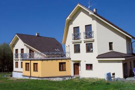 Riešenie porúch hydroizolácie spodnej stavby rodinných domov