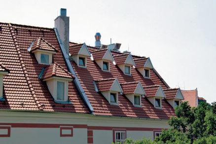 Rizikové miesta na šikmej streche