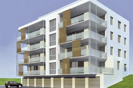 Rozsiahla bytová výstavba v Banskej Bystrici