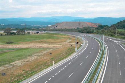Rýchlostná cesta R1 Žarnovica – Šášovské Podhradie, II. etapa