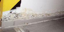 Sanácia podzemných garáží