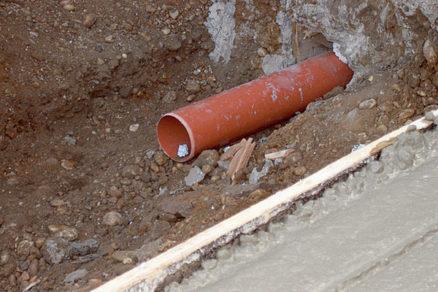 Sanácia stokových sietí a kanalizačných prípojok