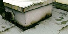 Sanácie povlakovej krytiny