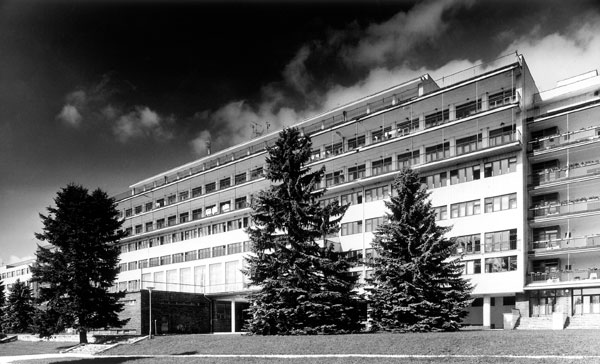 Sanatórium vo Vyšných Hágoch