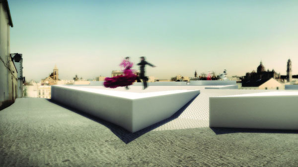 skola flamenca a kniznica young architect award 2012
