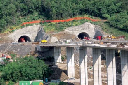 Slovensko exportuje know-how v oblasti dopravných stavieb