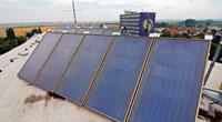 Solárna energia vbytových domoch