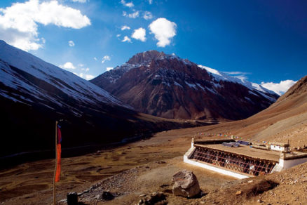 Solárna škola pre Kargyak v Himalájach