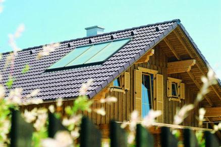 Solárna strecha BRAMAC zachytí 9 z 10 slnečných lúčov