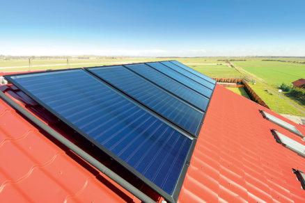 solarne chladenie v budovach s vyuzitim slnecnej energie
