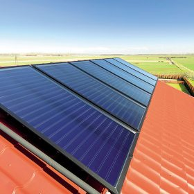 solarne kolektory v podmienkach bytoveho domu