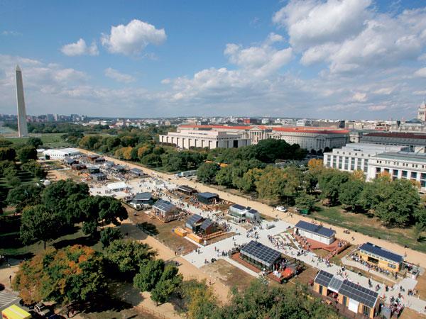 Solárny desaťboj inteligentných budov