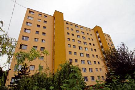 Solárny systém na bytovom dome