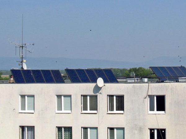 solarny system v bytovom dome