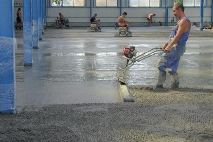 Správny návrh a realizácia podlahového systému v priemysle