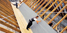 Správny návrh arealizácia strechy