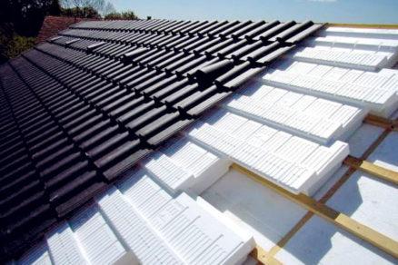 stabilizacia tepelnej izolacie v skladbe striech
