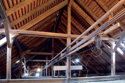stavebno technicky prieskum dreveneho krovu kostola v suranoch