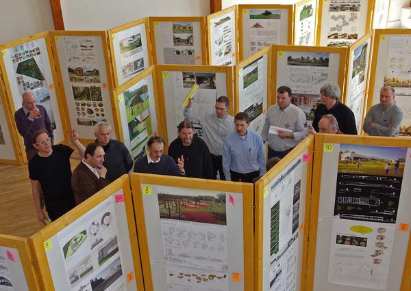 studenti architektury sutazili o najlepsi navrh lesnej skolky