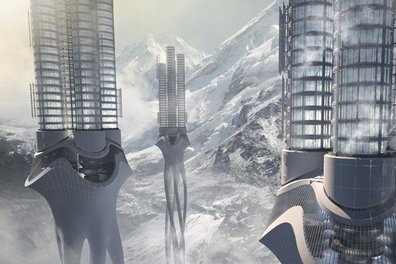 sutaz mrakodrapy buducnosti