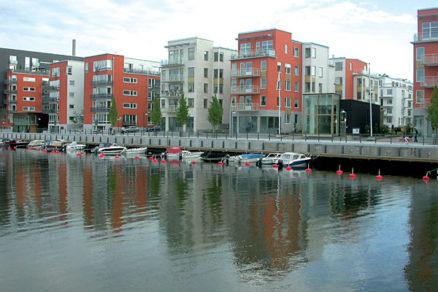 Švédsko ponúka nové prístupy k obytným domom
