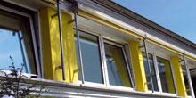 Systémy zasklenia zhľadiska tepelnej ochrany budovy