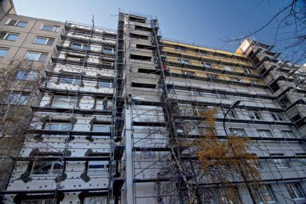 technologicke limity zateplenia panelovych bytovych domov